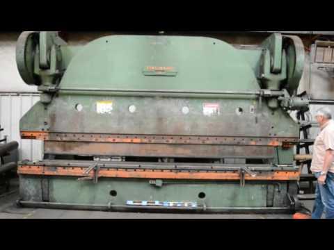 Cincinnati 13 Series x 12 Press Brake