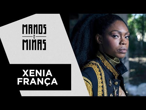 Manos e Minas | Xenia França | 09/12/2017