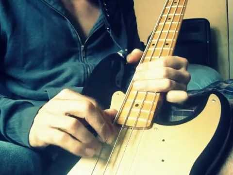 Soundgarden - Rowing (Bass Cover Intro)