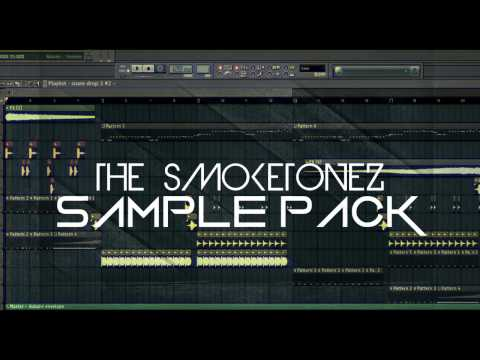 The SmokeTonez Free EDM Sample Pack