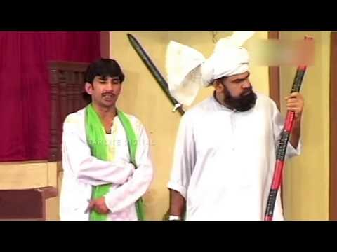 Best Of Sakhawat Naz and Hina Shaheen Stage Drama Full Comedy Clip