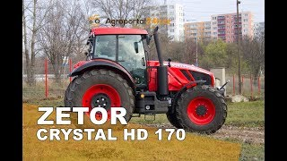 2018 ZETOR Crystal HD 170