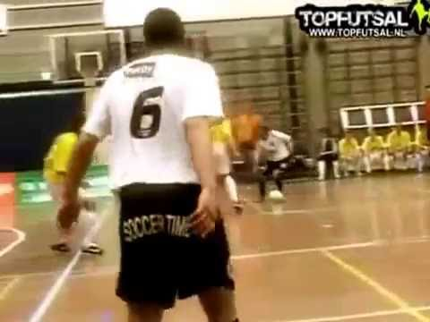 Morad Boukhari   O Maestro do Futsal