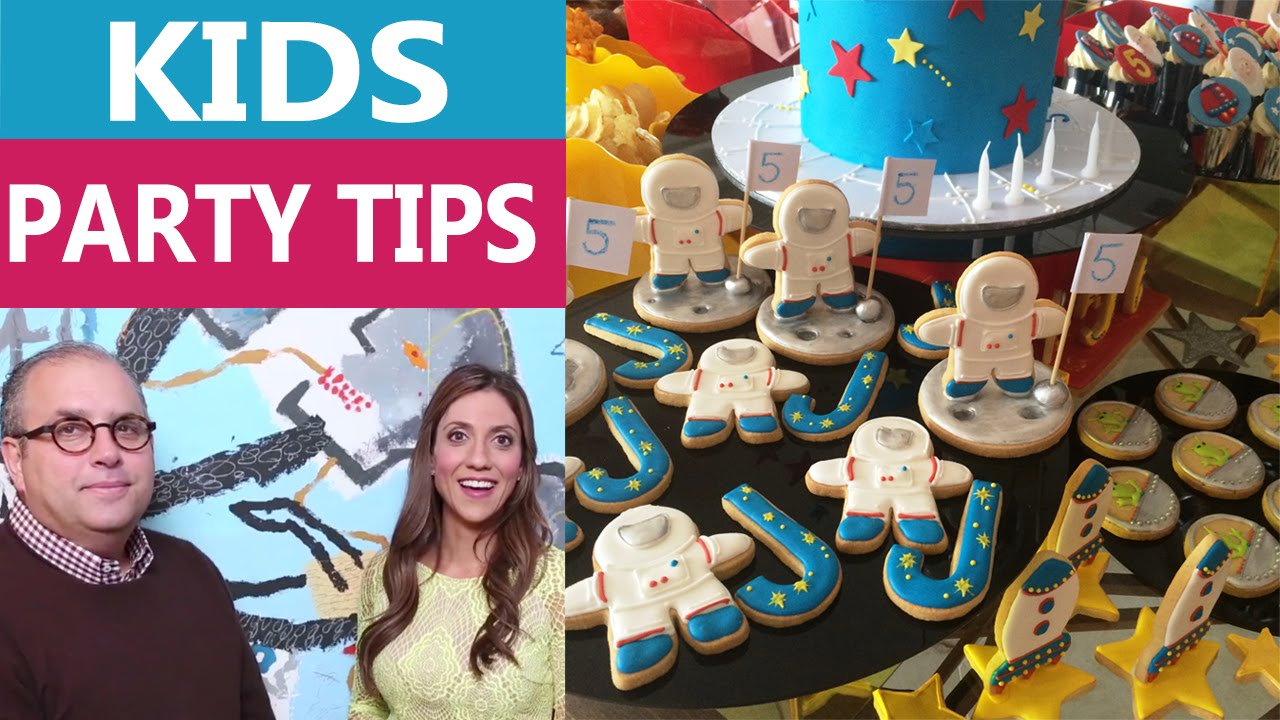 Kids Birthday Parties Tips And Advice With Celebrity Party - Childrens birthday party planners