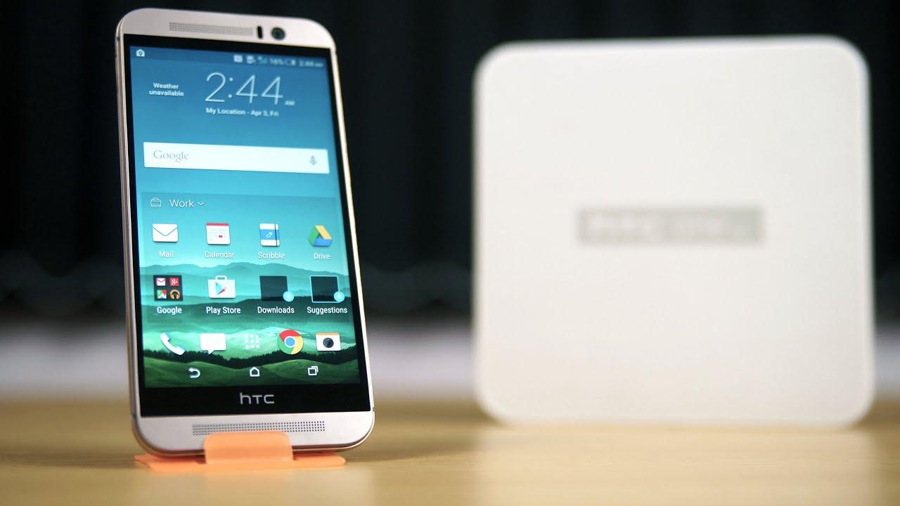 Видео-обзор смартфона HTC One M9 - YouTube