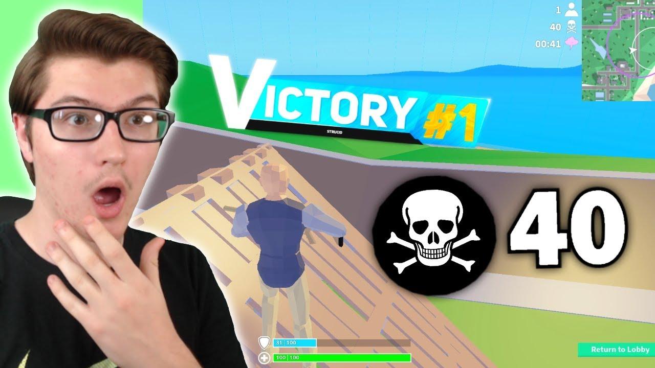 14 Kills Duo Victory In Roblox Fortnite Strucid Youtube ...