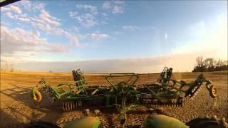 Rolnictwo w Północnej Dakocie USA (North Dakota  Real Farming)