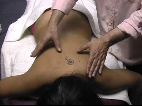How to treat meridians and acupressure points