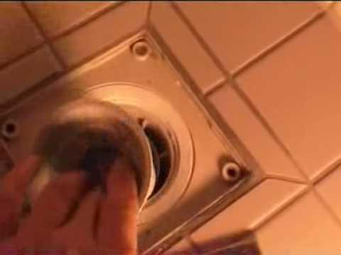 dallmer bodenablauf reinigung - youtube - Ablaufgarnitur Dusche Reinigen
