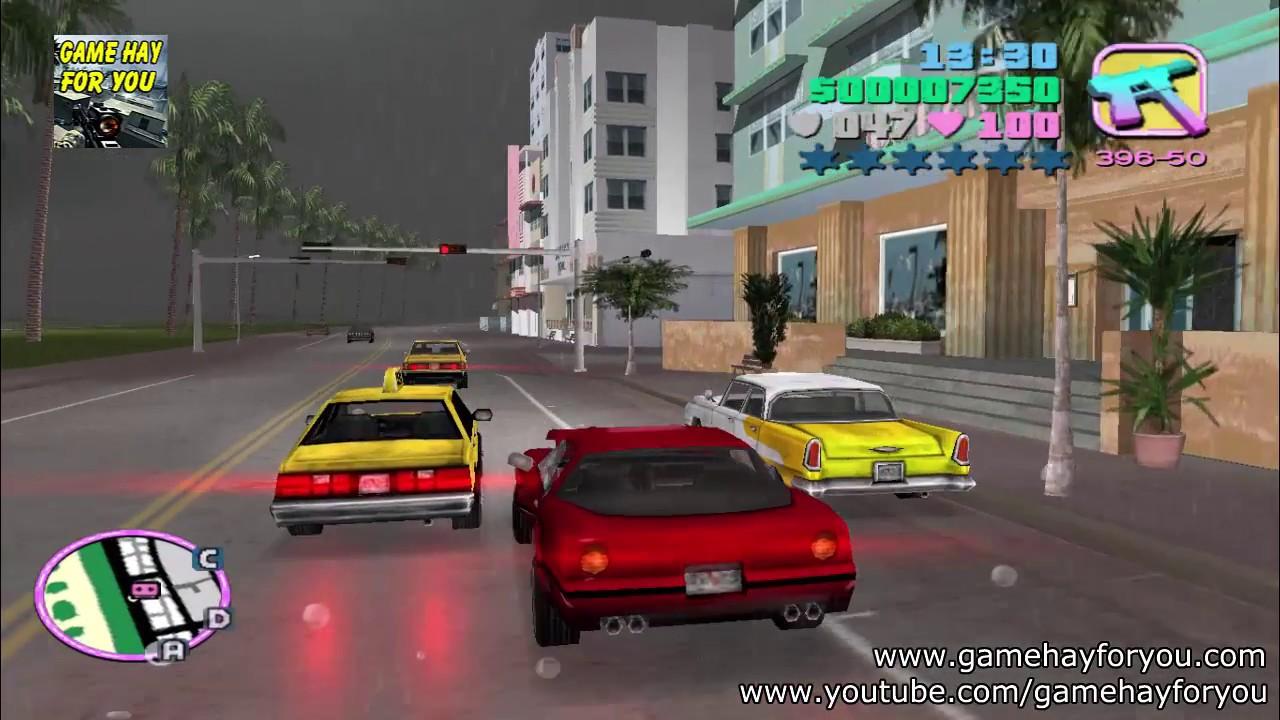 Play game Gta Vice City | Tải và chơi game Cướp đường phố #2