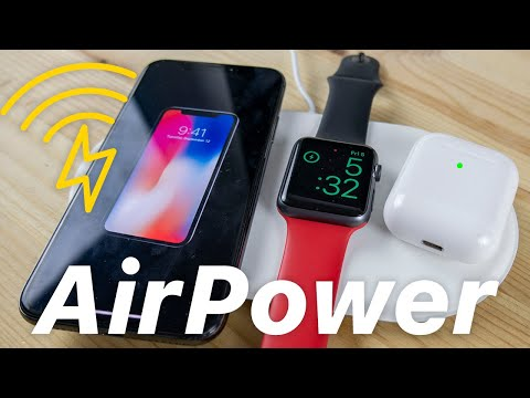 Best AirPower Clone Review & Test - YouTube