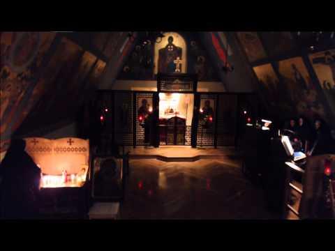 Vigil - Tone 6 - Apostle and Evangelist Matthew