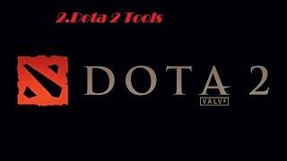 2.Oбзор на Dota2Tools (Новые скиллы у инвокера и старая модель на шторма:3)
