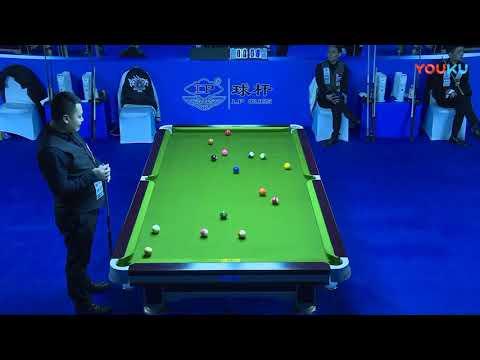 Shi Weida (CHN) VS Johann Chua (PHI) - 7th World Chinese Pool Masters Grand Finals