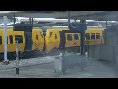 Leeuwarden to Amsterdam (Canon G7X Video)