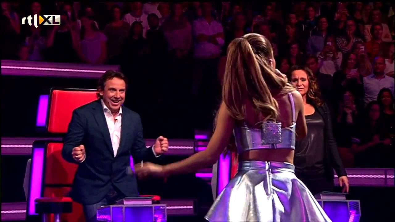 Ariana Grande Break Free The Voice Of Holland Liveshow 1 Hd