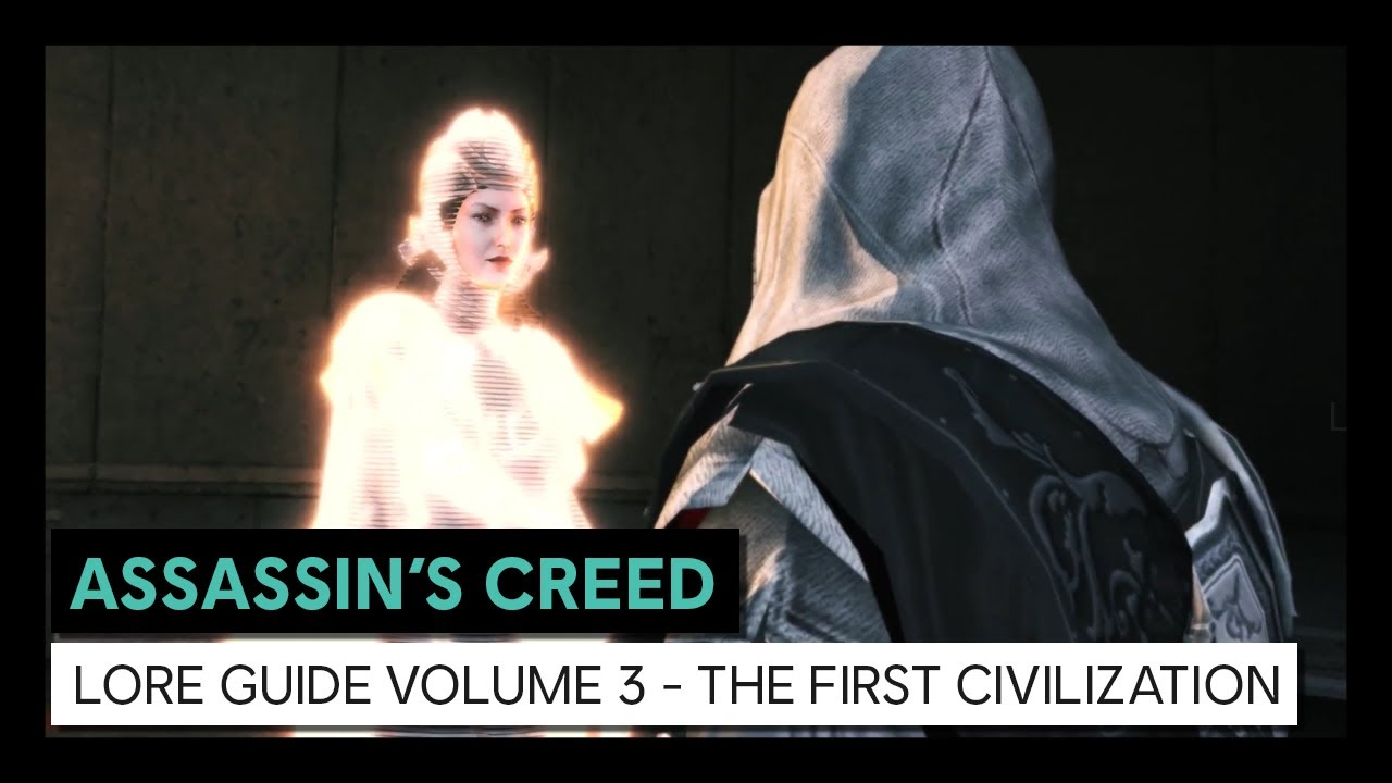 Assassin's Creed Lore Guide Volume 3 – The First Civilization