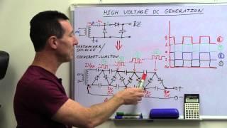 EEVblog #469 - Cockcroft-Walton Multiplier
