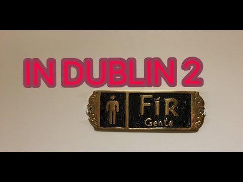 In Dublin 2 - Draußen Mit Frau Weinhaus