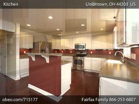 Custom Home Floor Plan: Fairfax Tour