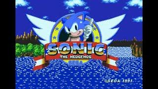 Sonic Hack Longplay - Labyrinth Zone EX