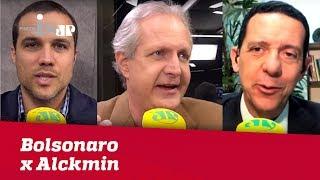 Debate: 'Bolsonaro x Alckmin' tem novo capitulo