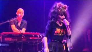 NiNA HAGEN - 6.God's Radar - Personal Jesus Tour, PARiS