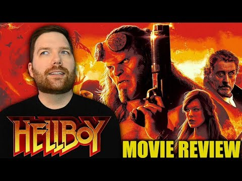 Hellboy - Movie Review