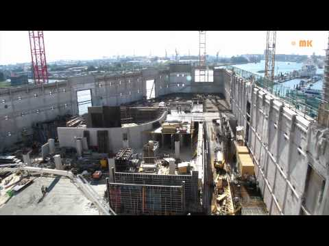 Elbphilharmonie HD Time-lapse
