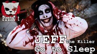 Jeff The Killer - Go to Sleep (Rap Español)