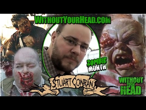 Stuart Conran FX artist of Dead Alive & Shaun of the Dead Without Your Head Interview