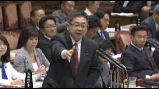 参院予算委 小池晃書記局長の質問