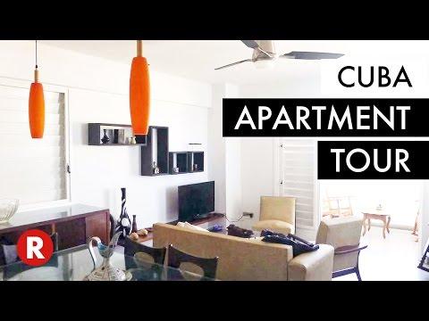 Minimalist Apartment Tour // Airbnb // Havana, Cuba