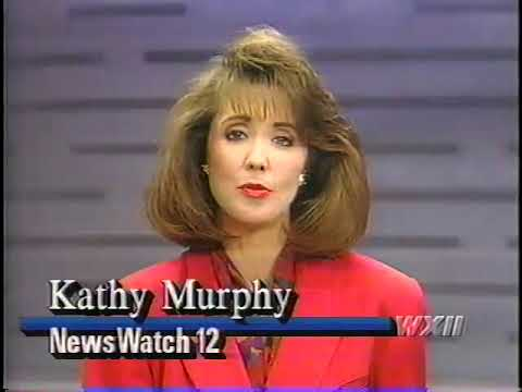 WXII-12 News May 19, 1993 (Partial)