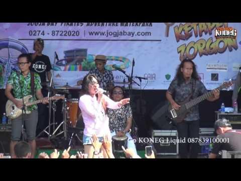 ASAL KAU BAHAGIA ~ KONEG LIQUID feat VIA VALEN  [Jogja Bay - Goyang Ombak - 2017] [COVER]