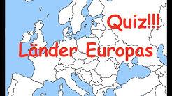 Teste Dein Wissen! Quiz der Länder und Hauptstädte Europas! (C&C)