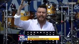 Daniel Habif y su mensaje motivacional en el Venezuela Aid Live