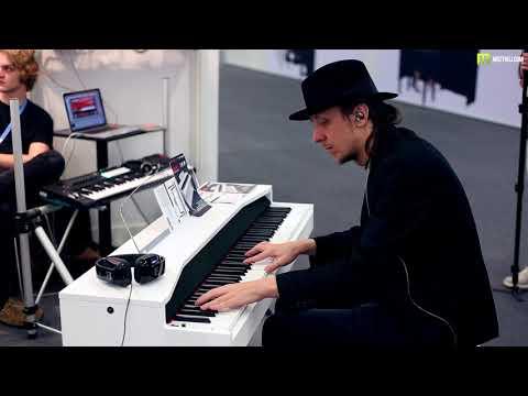 Nagrania dla muzykuj.com – GEM Generalmusic RP850  – musikmesse 2018 gra: Kamil Barański www.muzykuj.com