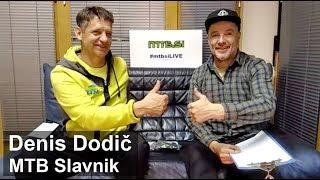 V živo z Denisom Dodičem o maratonu MTB Slavnik