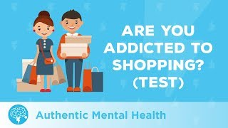 Are You Addicted To Shopping? (TEST)