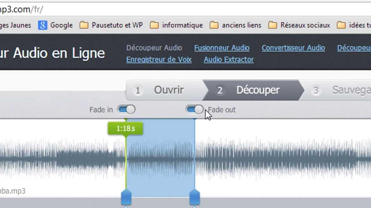 decoupeur audio