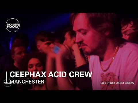 Ceephax Acid Crew Boiler Room Manchester Live Set