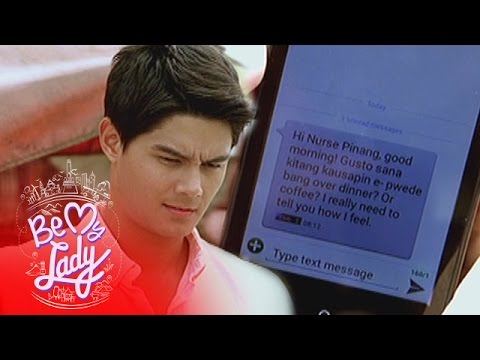 Be My Lady: Phil reads Dr. Mariano's message