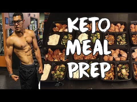 Beginners Guide To Keto Meal Prep | The Simplest Method