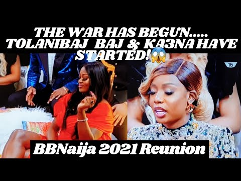 Download BBNAIJA REUNION 2021 | BBNAIJA LOCKDOWN REUNION DAY 1 | EBUKA, FRANKLY SPEAKING WITH GLORY, FSWG