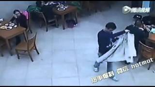 Pickpockets in China