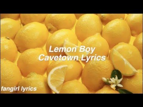 Lemon Boy    Cavetown Lyrics