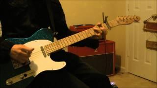 Blake Shelton - Honey Bee Guitar Cover (w/Solo)