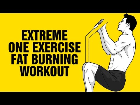 5 Min Of This Exercise Burn Belly Fat Fast : 100% Bodyweight