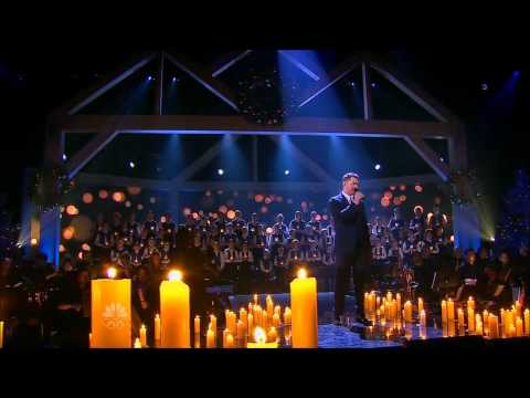 """Silent Night"" MICHAEL BUBLÉ and Coastal Sound Children's Choir 2013"